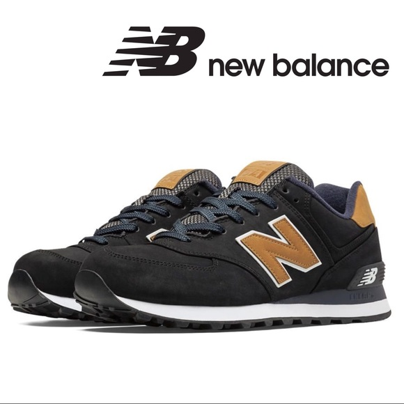 new balance 574 luxe